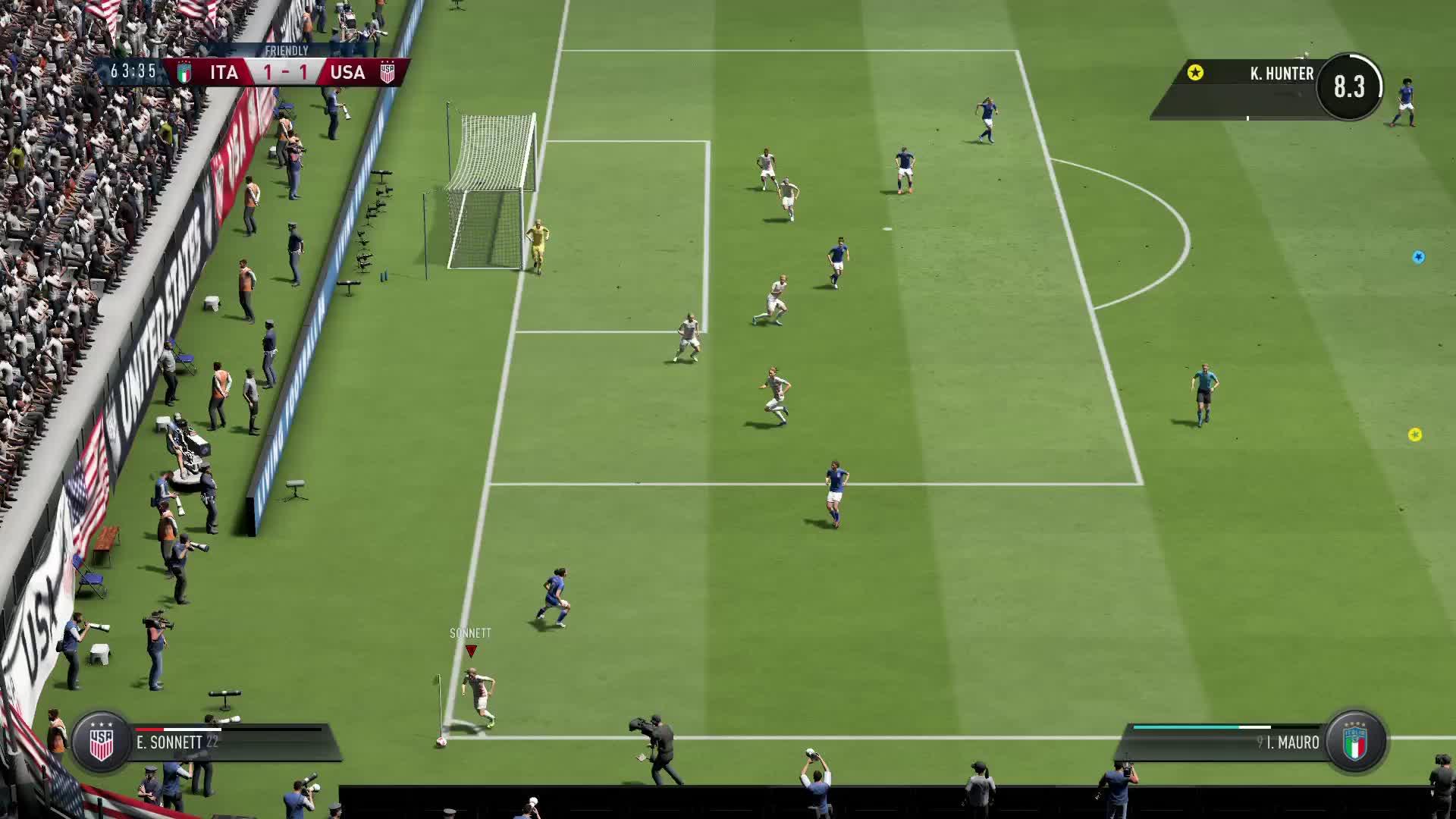 #PS4share, FIFA 19, Gaming, LBG1214, PlayStation 4, Sony Interactive Entertainment, FIFA 19_20190105104127 GIFs