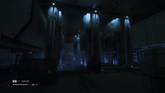 Watch and share Alien Isolation - Loop #4 GIFs by CherryDashZero on Gfycat
