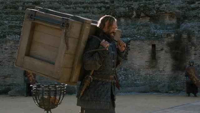 Watch and share Sandor Clegane GIFs and The Hound GIFs on Gfycat