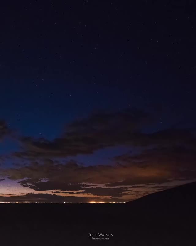 Watch and share Amazing Timelapse Of Space X By Jesse Watson GIFs by 7heJoker on Gfycat