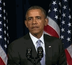 brokengifs, All this foreign policy is really getting to Obama... (reddit) GIFs