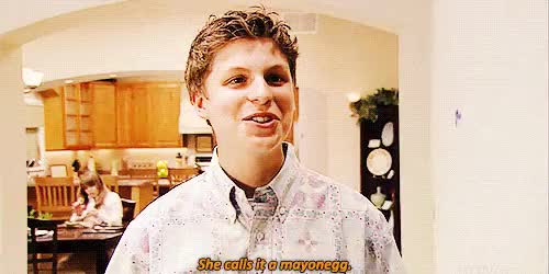 Watch and share Michael Bluth GIFs and Michael Cera GIFs on Gfycat