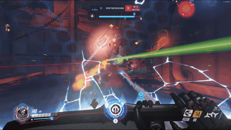 actuallyfunny, overwatch, Why the fuck didn't that last hit count.. GIFs