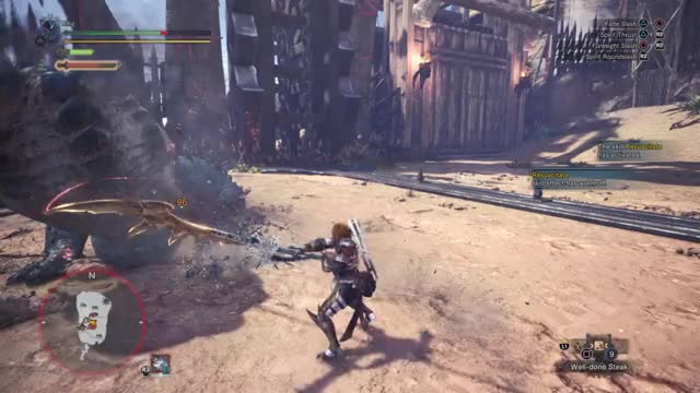 Watch and share Mhw GIFs by ringating on Gfycat