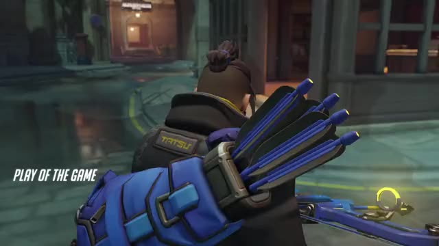 Watch and share Best Hanzo Yet 1080 18-05-17 21-04-59 GIFs on Gfycat