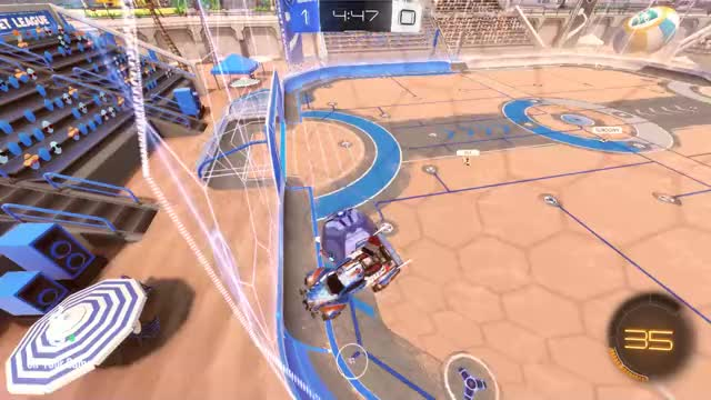 Watch Goal 2: Heater GIF by Gif Your Game (@gifyourgame) on Gfycat. Discover more Gif Your Game, GifYourGame, Rocket League, RocketLeague, [FR]Heatwave GIFs on Gfycat