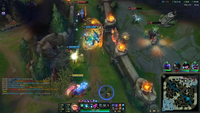 Watch and share Ahri Penta GIFs by Dorian Gąssowski on Gfycat