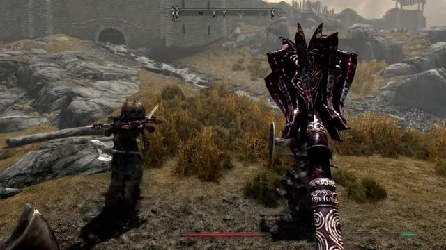 Watch Skyrim LE - Blooper Reel (excerpt) GIF on Gfycat. Discover more related GIFs on Gfycat