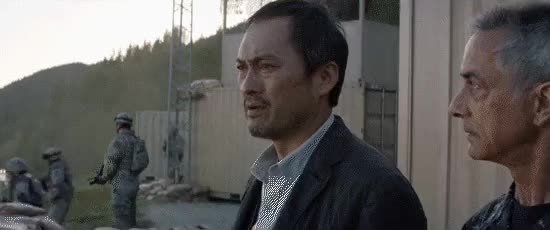 Watch and share Ken Watanabe GIFs on Gfycat