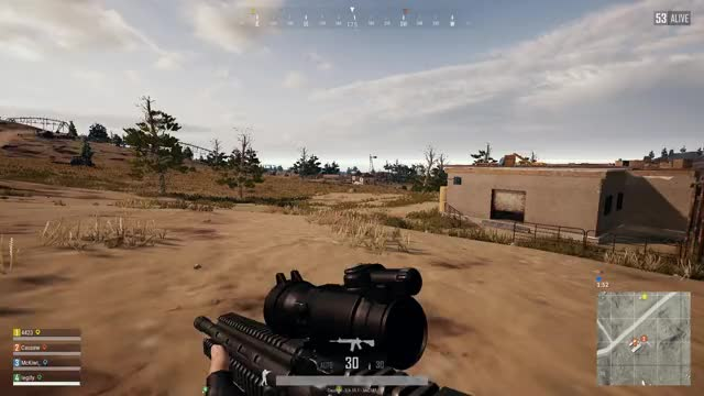 Watch and share Vlc-record-2018-02-13-09h55m26s-PLAYERUNKNOWN GIFs on Gfycat