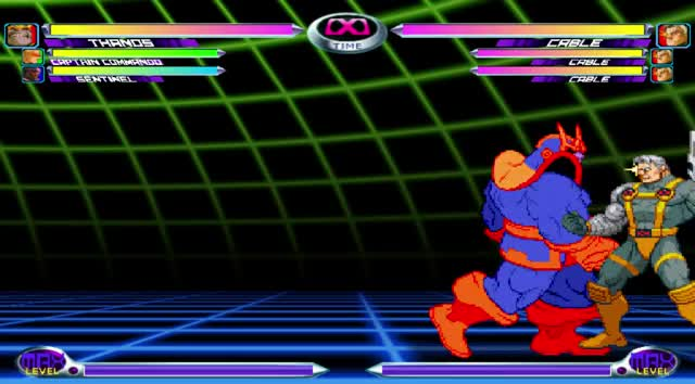 Watch and share GpuDX11hw Spg  60 Gpu  60   MARVEL VS CAPCOM 2 2020-03-12 21-12-51 Trim GIFs by mattysacs on Gfycat