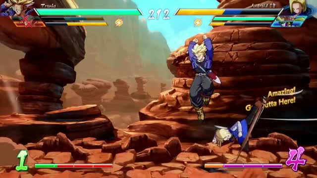 Watch and share Dragon Ball Fighter GIFs and Dbfz Closed Beta GIFs on Gfycat