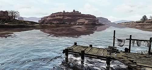 Watch and share Red Dead Redemption Earth Porn? GIFs on Gfycat
