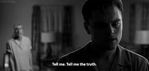 Watch and share Revolutionary Road Black And White Gif GIFs on Gfycat