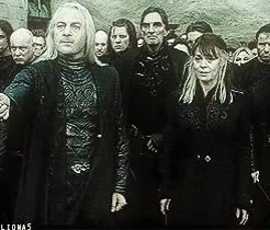 Watch and share Narcissa Malfoy GIFs and Narcissa Black GIFs on Gfycat
