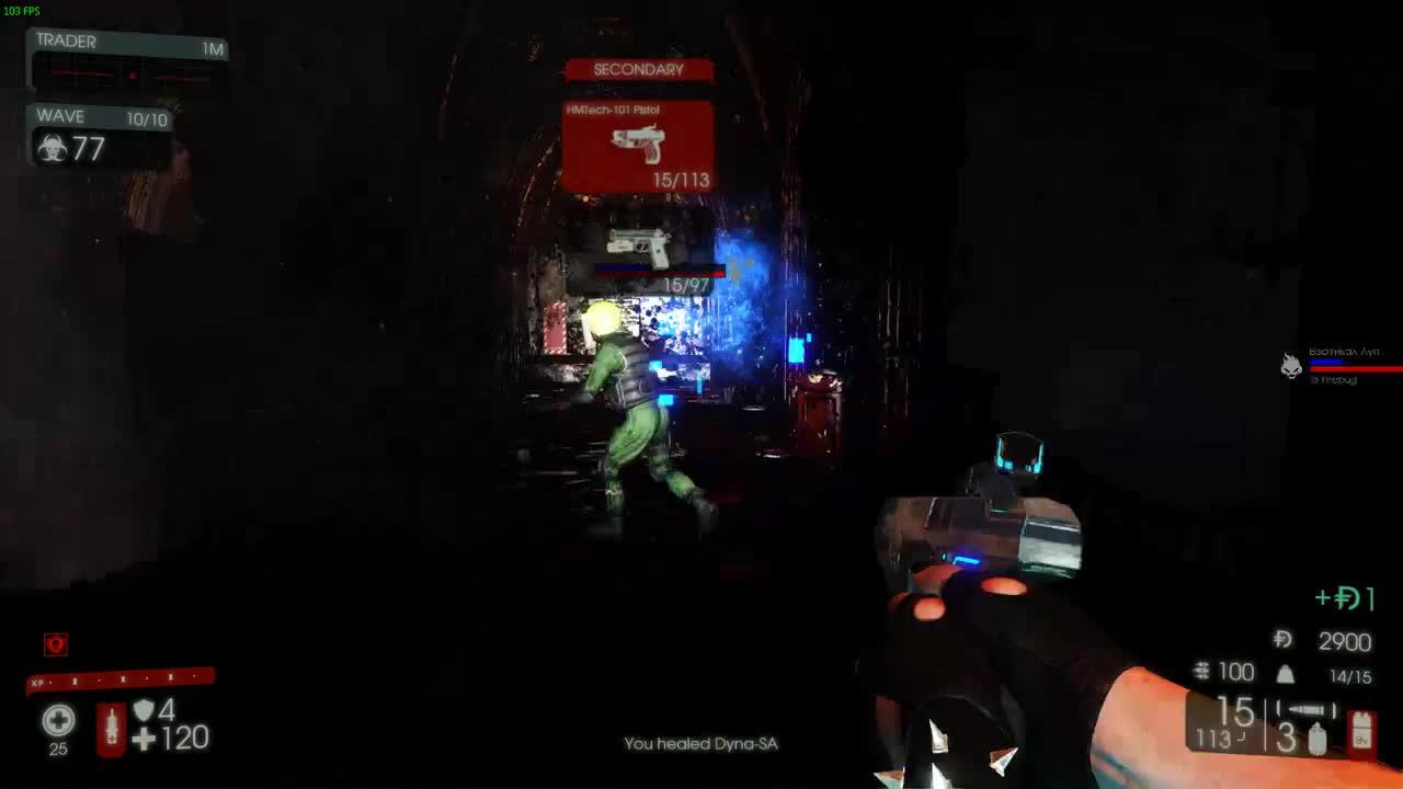 killingfloor, [Killing Floor 2] Scrake disappearing magic trick GIFs