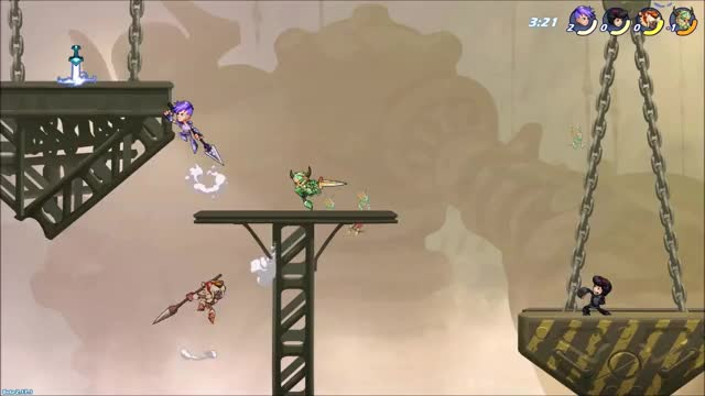 Watch and share Brawlhalla GIFs and Taunt GIFs on Gfycat