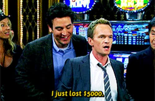 Watch and share Neil Patrick Harris GIFs and Jackpot GIFs by Online Casinos of Canada  on Gfycat