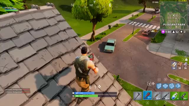 Watch Fortnite 02.02.2018 - 22.35.13.14.DVR GIF on Gfycat. Discover more related GIFs on Gfycat