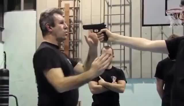Watch and share Gun Disarm Technique 3 GIFs on Gfycat