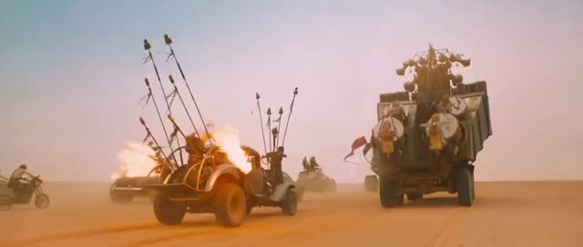 """Watch Mad Max - Fury Road """"Drum'n Guitar"""" [HD] GIF on Gfycat. Discover more related GIFs on Gfycat"""