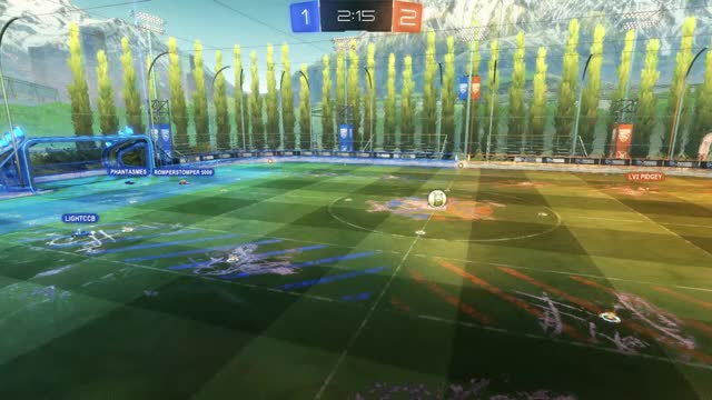 Watch and share Rocket League GIFs by lv2pidgey on Gfycat