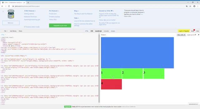 Watch and share JS Bin - Collaborative JavaScript Debugging - Google Chrome 2019-11-16 09-24-58 GIFs on Gfycat
