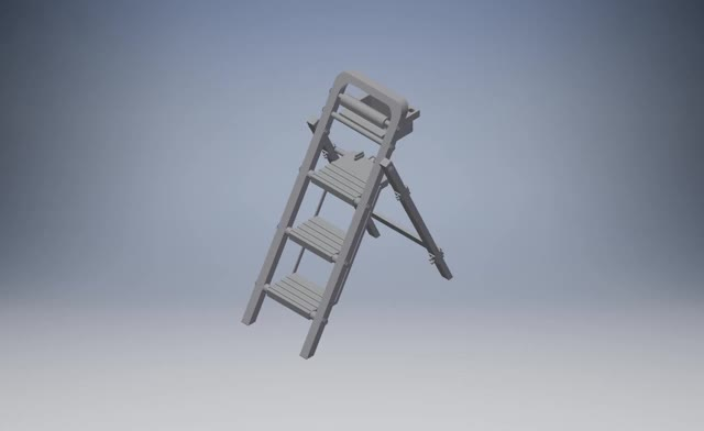 Watch and share Ladder Inventor Explosion GIFs by cezaraus on Gfycat