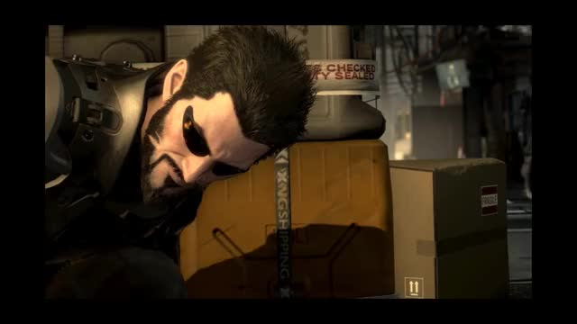 Watch and share Deus Ex: Mankind Divided Has No Bugs GIFs by hydrocodan on Gfycat