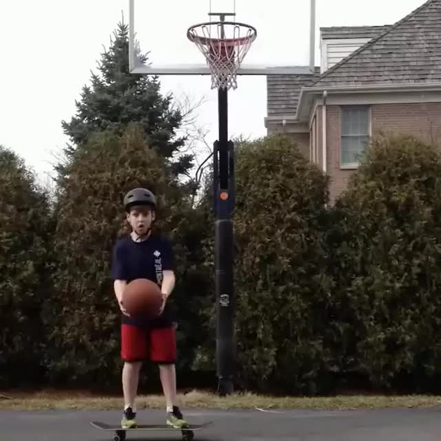 Watch and share Kid Trick Shot Loop Edit GIFs on Gfycat