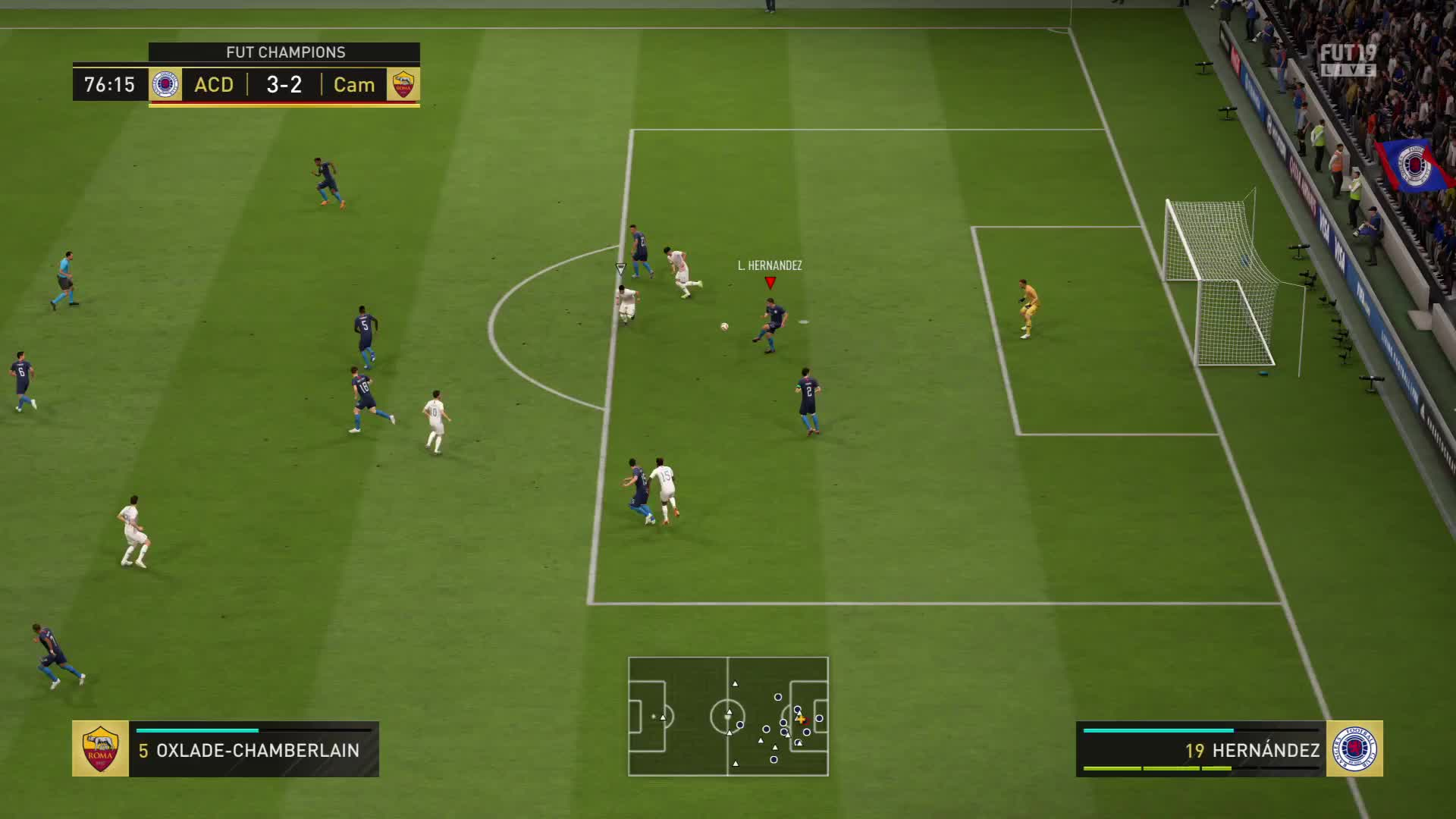 #PS4share, FIFA 19, Gaming, PlayStation 4, Sony Interactive Entertainment, 종코, FIFA 19_20181014105633 GIFs