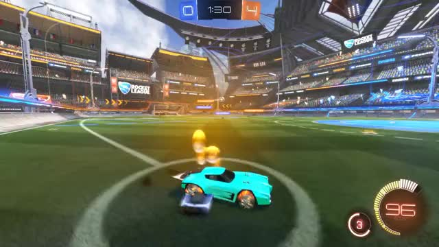Watch and share Rocket League GIFs and Rumble GIFs by casual_tea on Gfycat