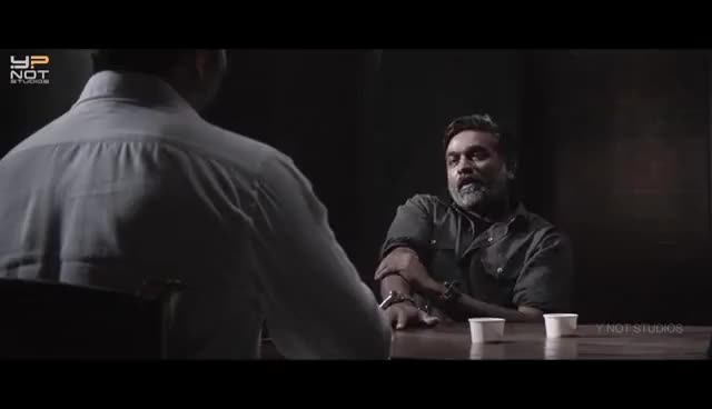 Watch and share Vikram Vedha Tamil Movie Official Trailer | R Madhavan | Vijay Sethupathi | Y Not Studios GIFs on Gfycat