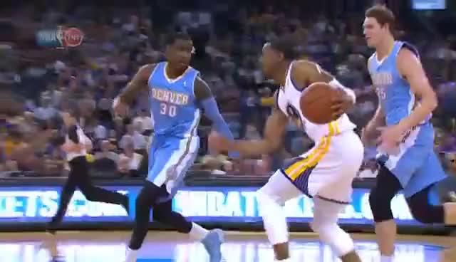 Watch Iguodala Crossover GIF on Gfycat. Discover more Basketball GIFs on Gfycat