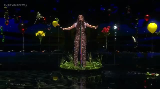 Watch and share Eurovision GIFs by Karan on Gfycat