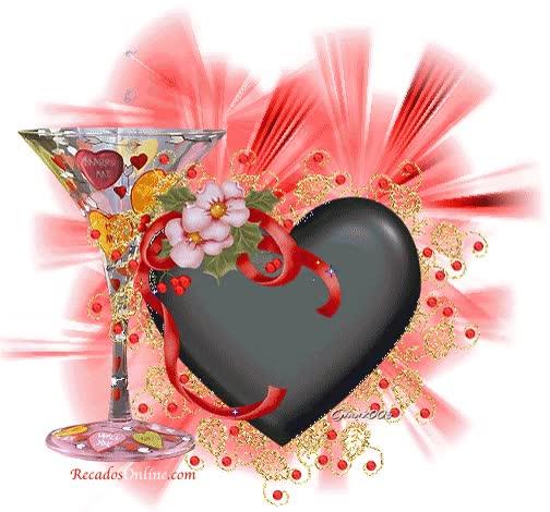 Watch and share Imagenes Del Dia De San Valentin Animadas animated stickers on Gfycat