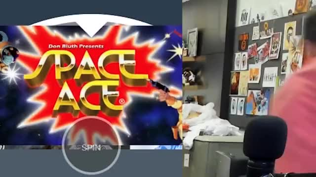 Watch Space Jumper GIF on Gfycat. Discover more GamePlay, anime, cologne, funhaus, lust, space, steam, toonstruck, wheelhaus GIFs on Gfycat