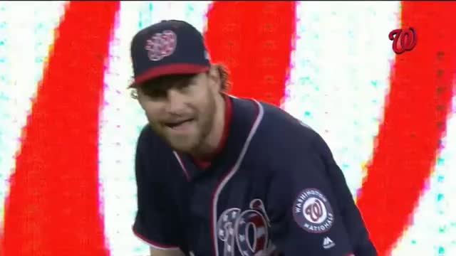 Watch and share Daniel Murphy GIFs and Nationals GIFs by efitz11 on Gfycat