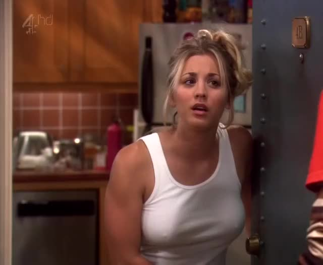 Watch and share Kaley Cuoco GIFs by pweller on Gfycat