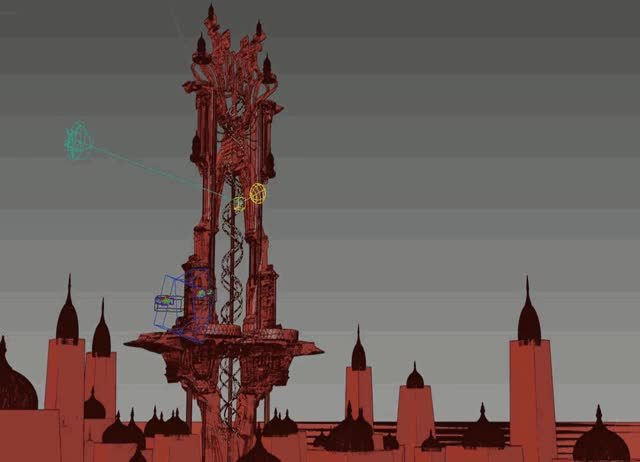 Watch and share Spire Of Industry GIFs on Gfycat