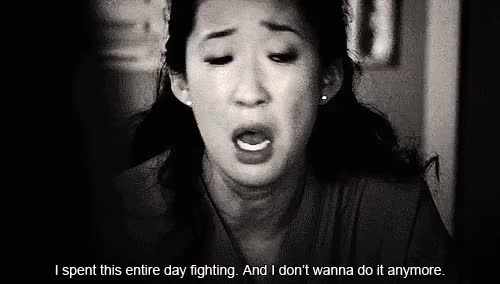 Watch and share Grey's Anatomy GIFs and Christina GIFs on Gfycat