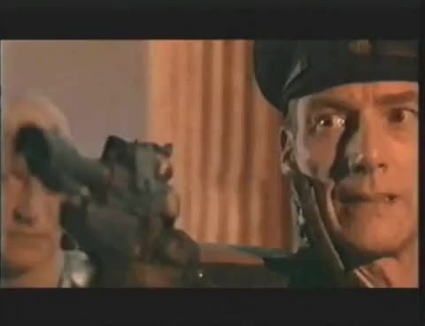 Watch Commissar Holt slaps a governor for stories of his ineptitude GIF on Gfycat. Discover more related GIFs on Gfycat