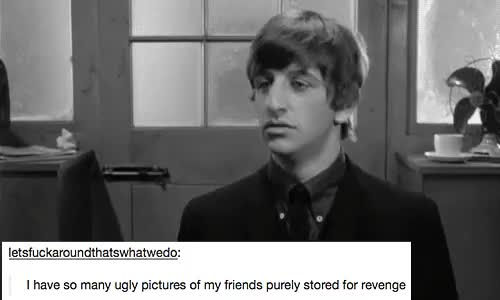 Watch and share George Harrison Gif GIFs and Paul Mccartney Gif GIFs on Gfycat
