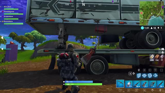 Watch and share Fortnite GIFs by notbobbyg on Gfycat