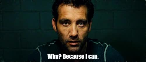Watch and share Clive Owen GIFs on Gfycat