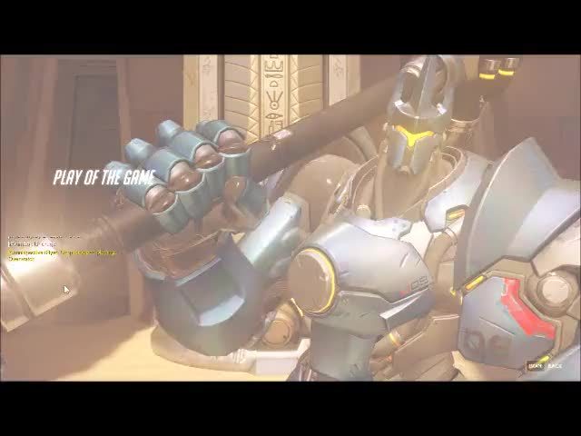 Watch and share Overwatch GIFs and Hammer GIFs on Gfycat
