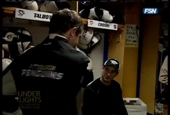 Watch and share Sidney Crosby & Max Talbot GIFs on Gfycat