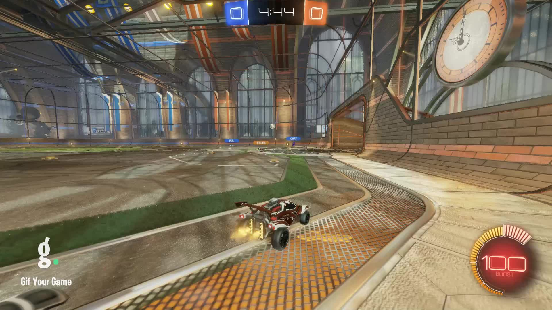 Gif Your Game, GifYourGame, Goal, Rocket League, RocketLeague, Uhhhh, T., Goal 1: Uhhhh, T. GIFs