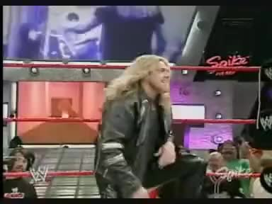Watch and share Edge GIFs and Wwe GIFs on Gfycat