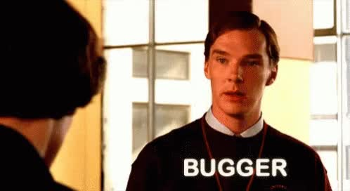 Watch and share Bugger Benedict GIFs on Gfycat